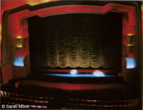 Le Cinemas de Madras, 2003, 29-1/8 x 22-1/2 Color Carbon Photograph, Ed. 15
