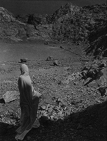 Lykabettos II, Athens, 1937, 11 x 14 Silver Gelatin Photograph