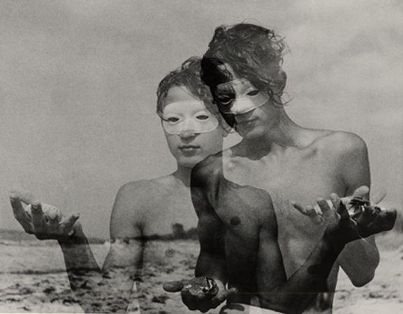 Beach Roamer, Baltic, 1933, 16 x 12 Silver Gelatin Photograph