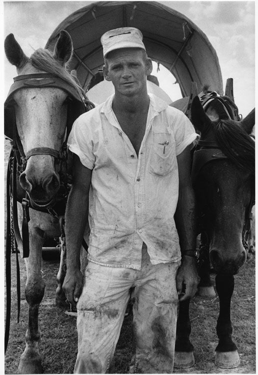 Copyright Danny Lyon / Magnum Photos, Water Boy, from Conversations with the Dead, 1968