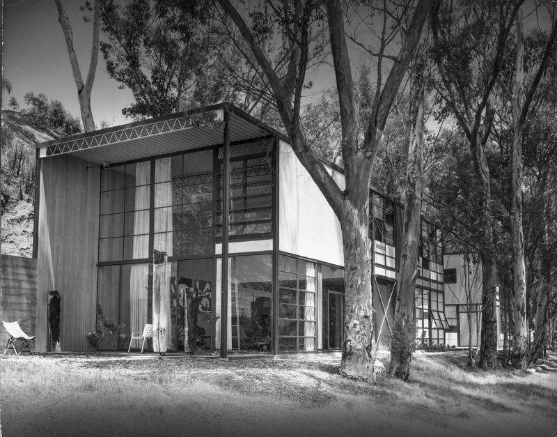 Eames Residence,