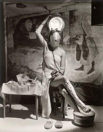 Electric Beauty, 1939, 24 x 20 Silver Gelatin Photograph