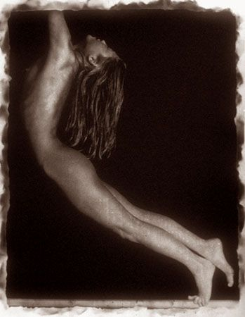 Corpus, Untitled #9704106, 1997, 14 x 11 Silver Gelatin Photograph, Copper, and Glass, Ed. 10
