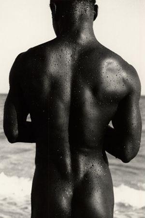 Amor II, Hammamet, 1934, 16 x 12 Silver Gelatin Photograph