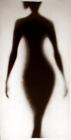 Osmosis, Untitled #0305665, 40 x 20 Silver Gelatin Photograph, Copper, and Glass, Ed. 10
