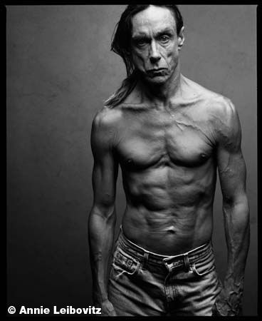 Iggy Pop, Miami, Florida, 2000, Please contact the Gallery for available sizes and media