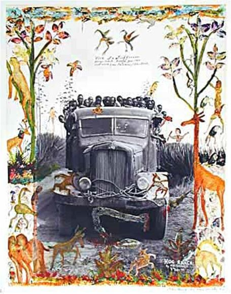 Vive La Difference, Danya Subuk (Men in Truck), 1968 / 1998