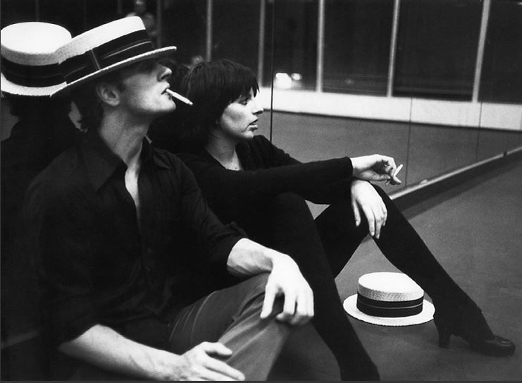 Mikhail Baryshnikov & Liza Minnelli, New York, 1980