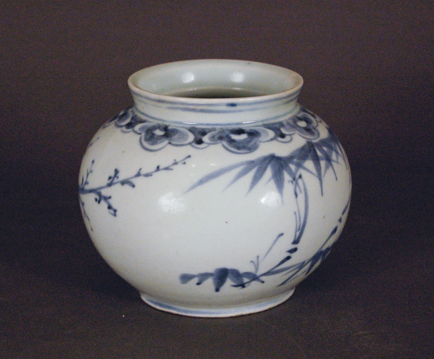 Blue and White Porcelain