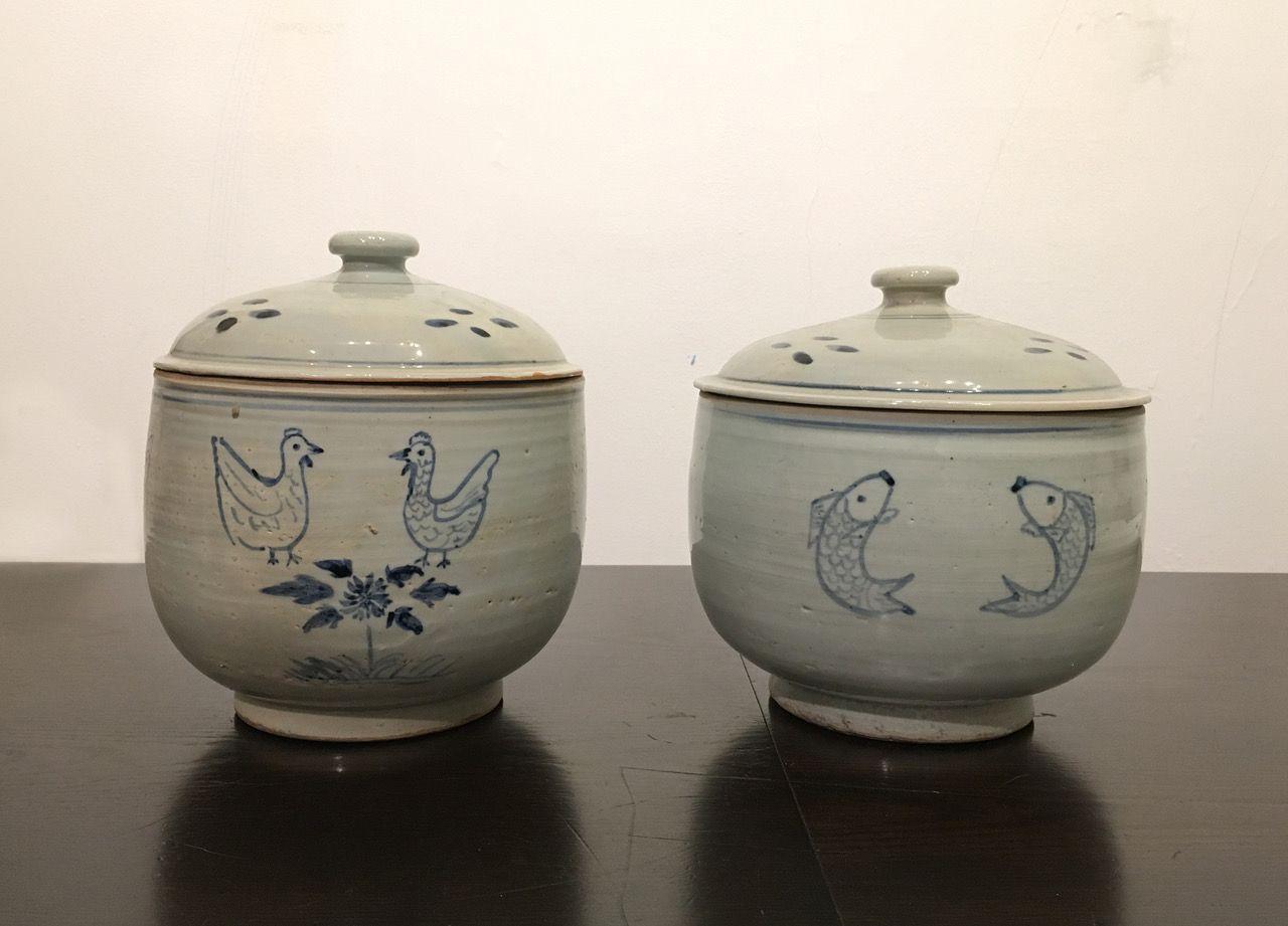 Blue and White Porcelain