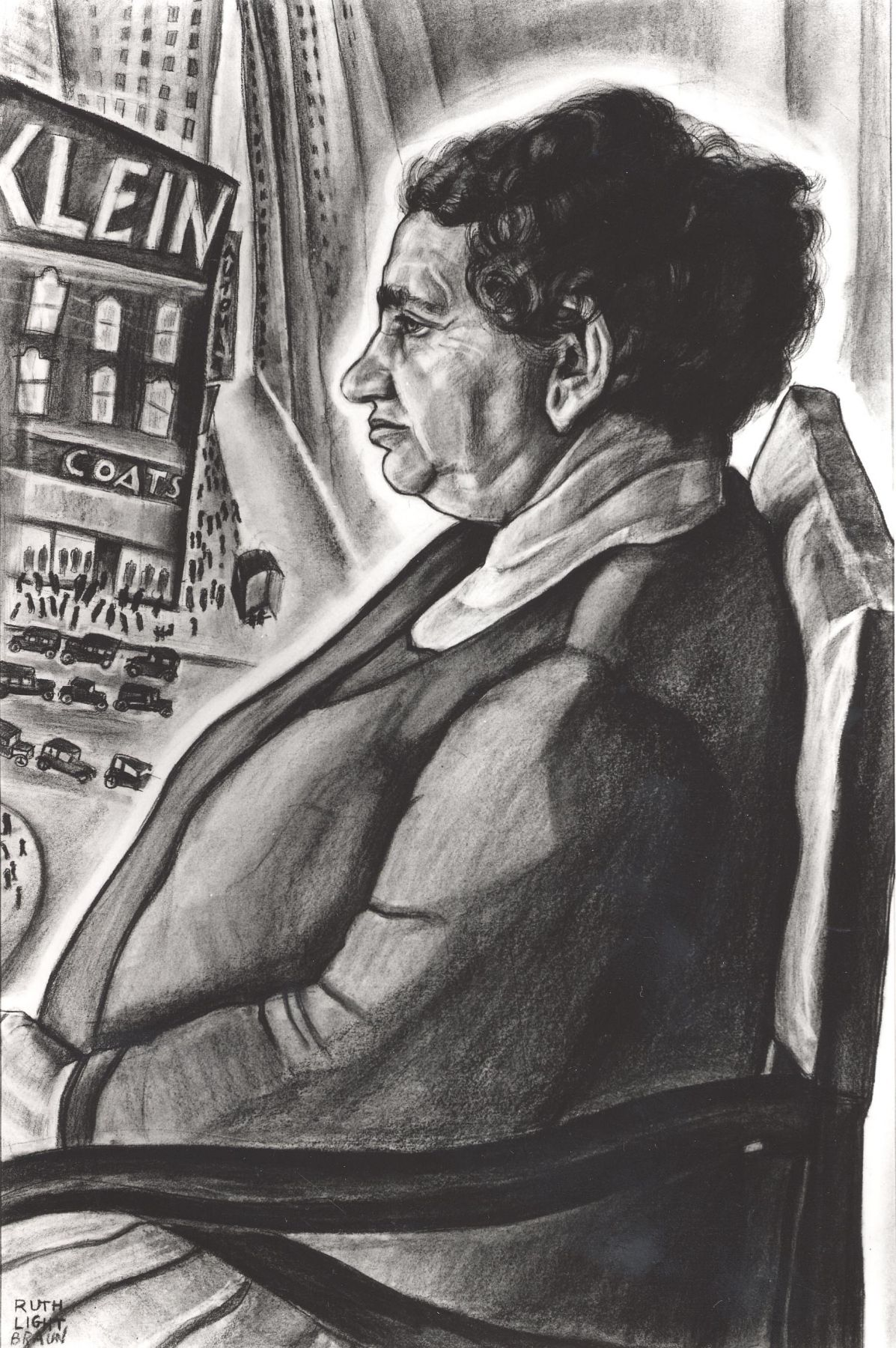 RUTH LIGHT BRAUN (1906–2003)