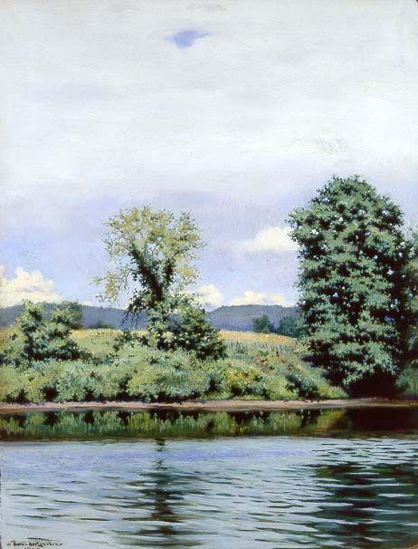 Along the Housatonic, 1900
