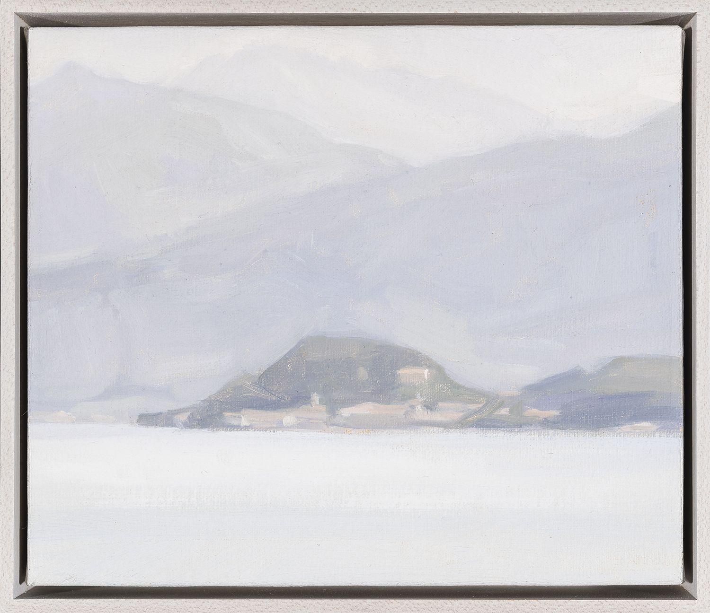 Diana Horowitz (b. 1958), Bellagio, Grey Day, 2016