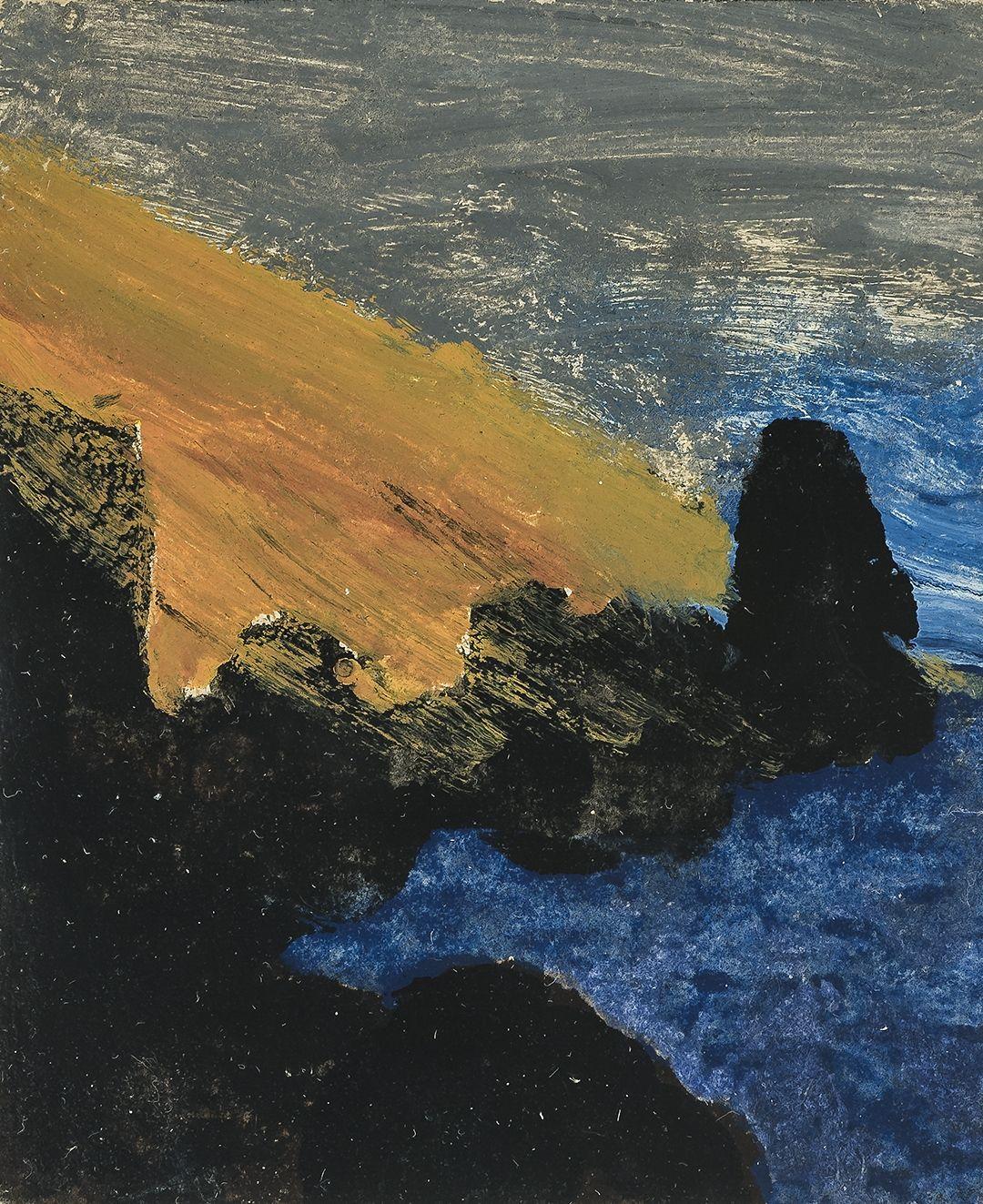 Stormy Coast Line