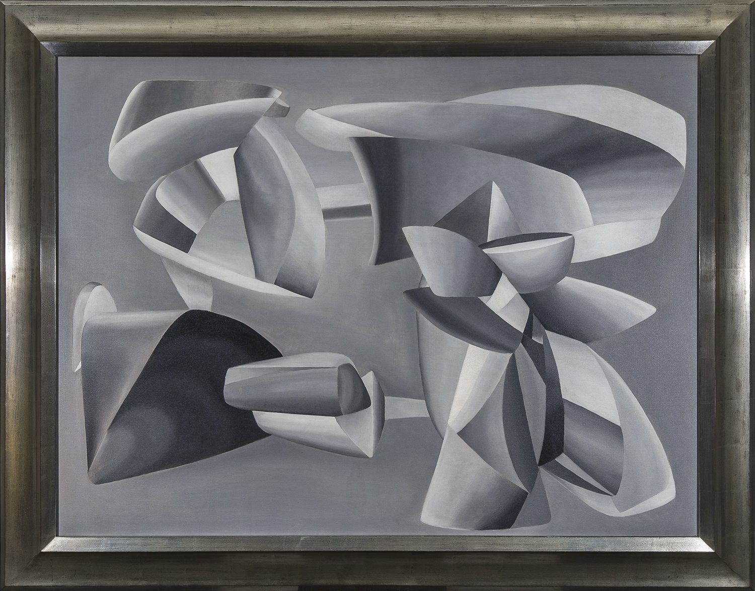 John Ferren, Grey Scale Composition, 1937