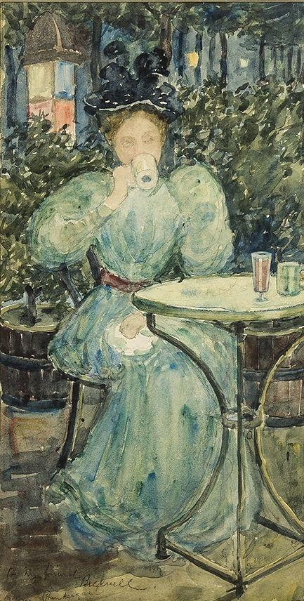 MAURICE PRENDERGAST (1858–1924)