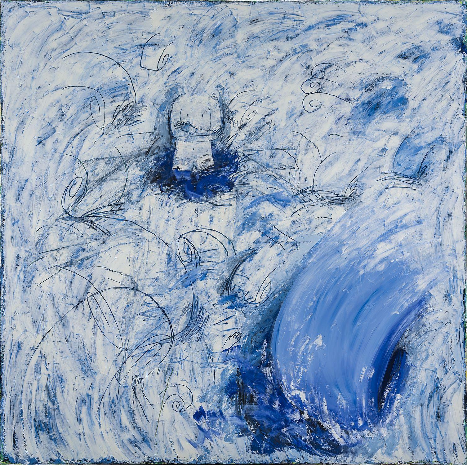 Louisa Chase (1951-2016), Wave, 1982