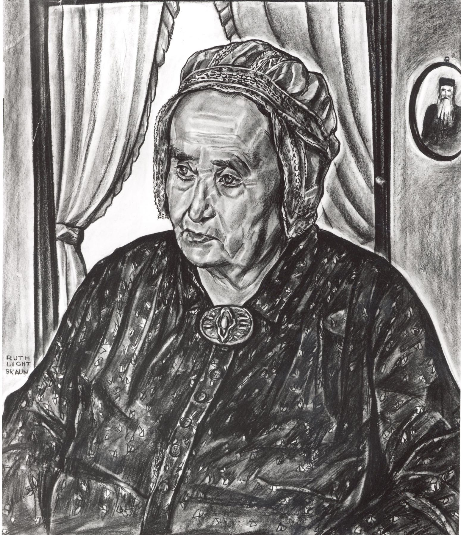 RUTH LIGHT BRAUN (1906–2003)