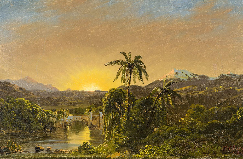 Frederic Edwin Church(1826–1900)