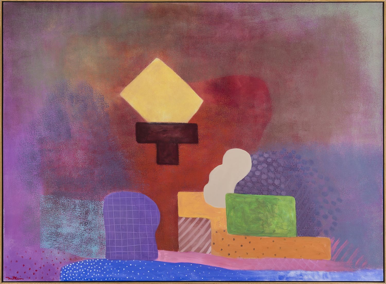 Untitled (Hitchcock), 1988