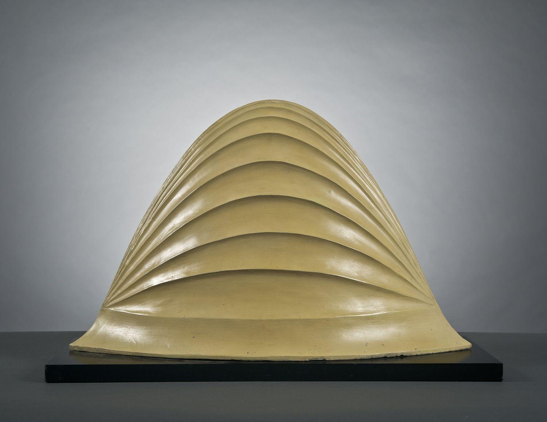 Fluted Parabolas #1, 1935