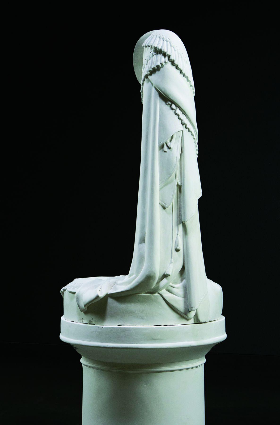 Lily Cox-Richard (b. 1979), The Stand: Greek Slave, 2013