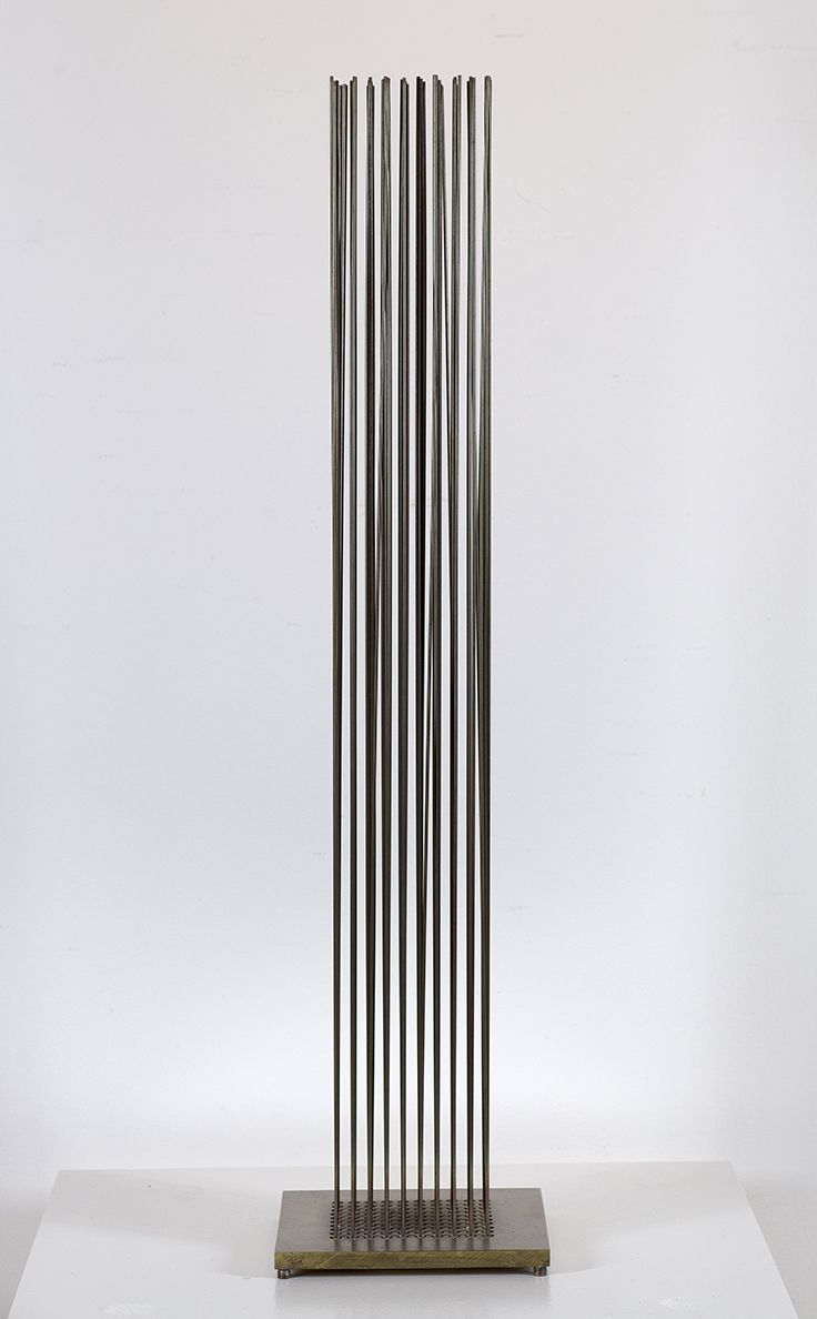 Harry Bertoia (1915-1978), 100 Rods of Sound, circa 1970s