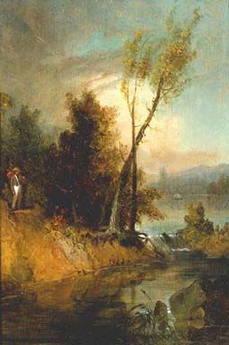 Henry Inman (1801-1846), At Stony Brook, 1831