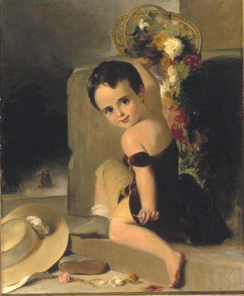Thomas Sully (1783-1872), Portrait of Robert Field Stockton, 1849