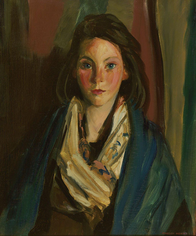 Robert Henri (1865-1929), Coleen, 1926