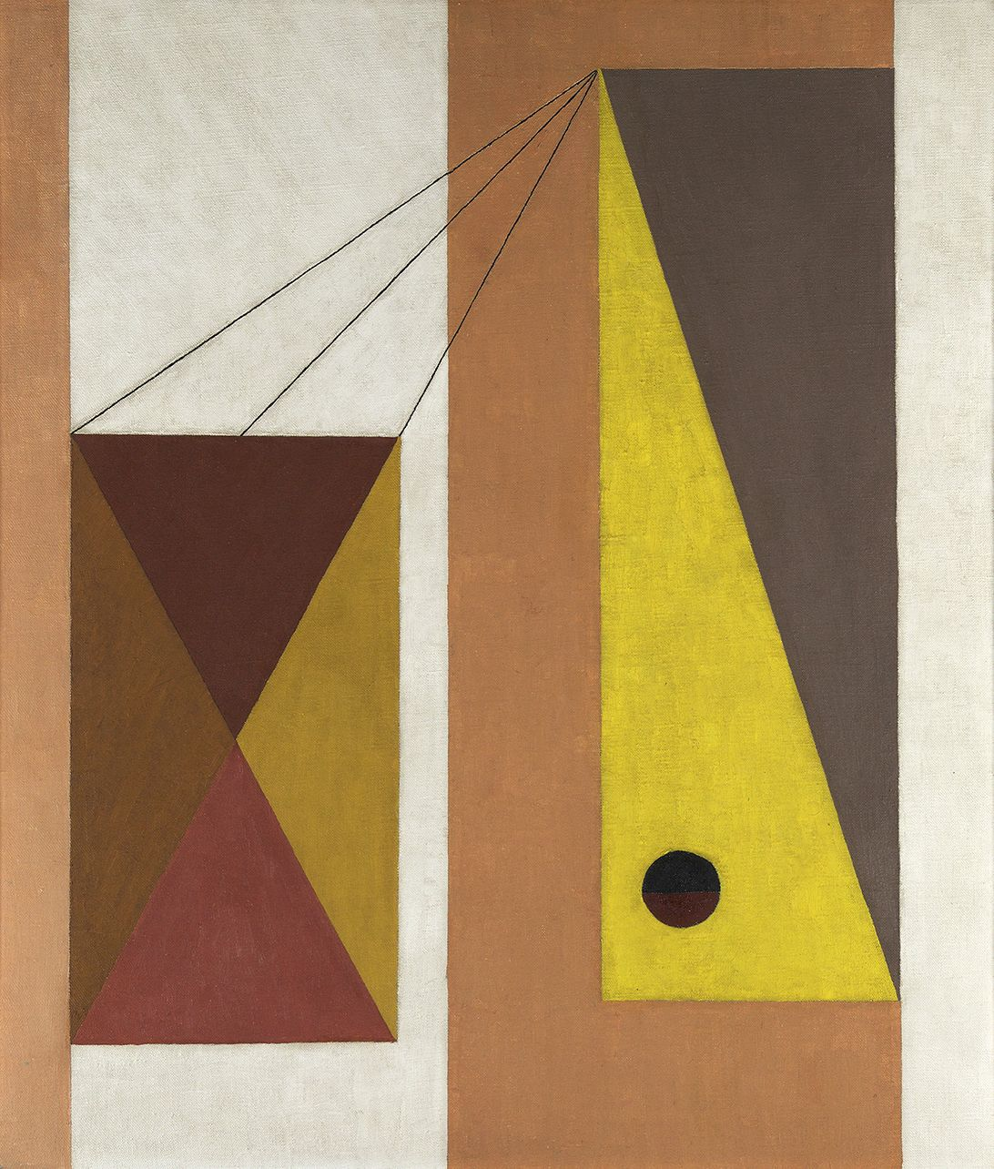 Albert Eugene Gallatin (1881-1952), Untitled, 1951