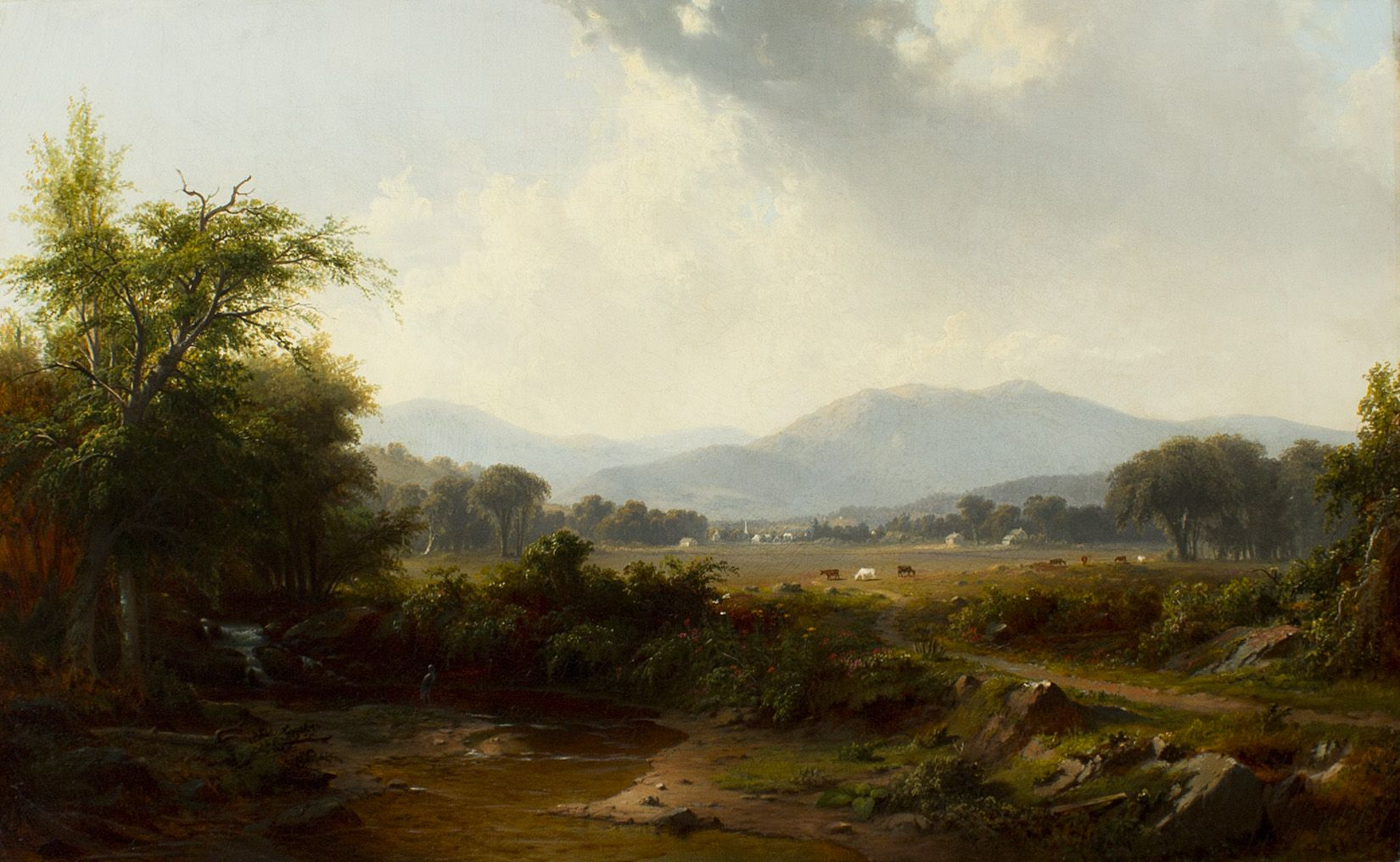 Robert Seldon Duncanson (1821-1872), Short Mountain, Hawkins County, Tennessee, circa 1852