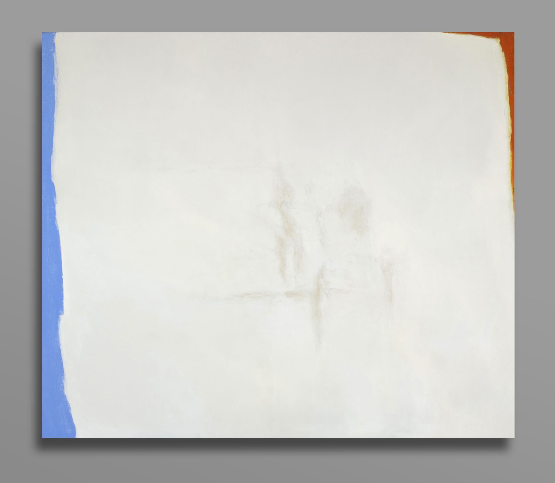 Theodoros Stamos (1922-1997), Grand White Sun-Box, 1964-1965
