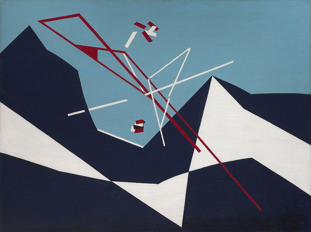 Balcomb Greene (1904-1990), Untitled #10, 1930s