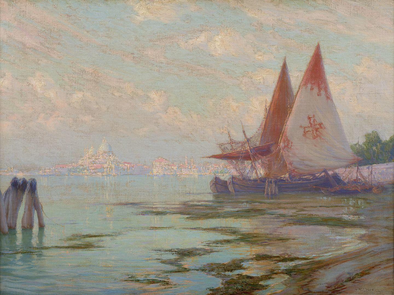 Walter Launt Palmer (1854-1932), Venice, circa 1881-1885