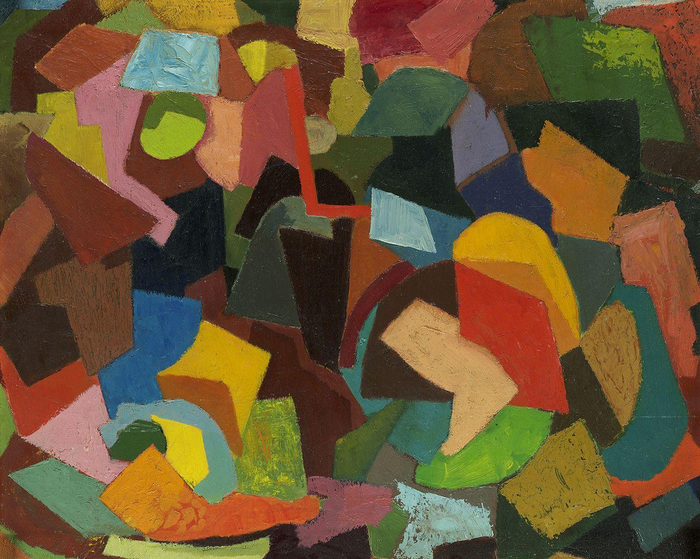 Wilfred Zogbaum (1915-1965), Untitled, circa 1935