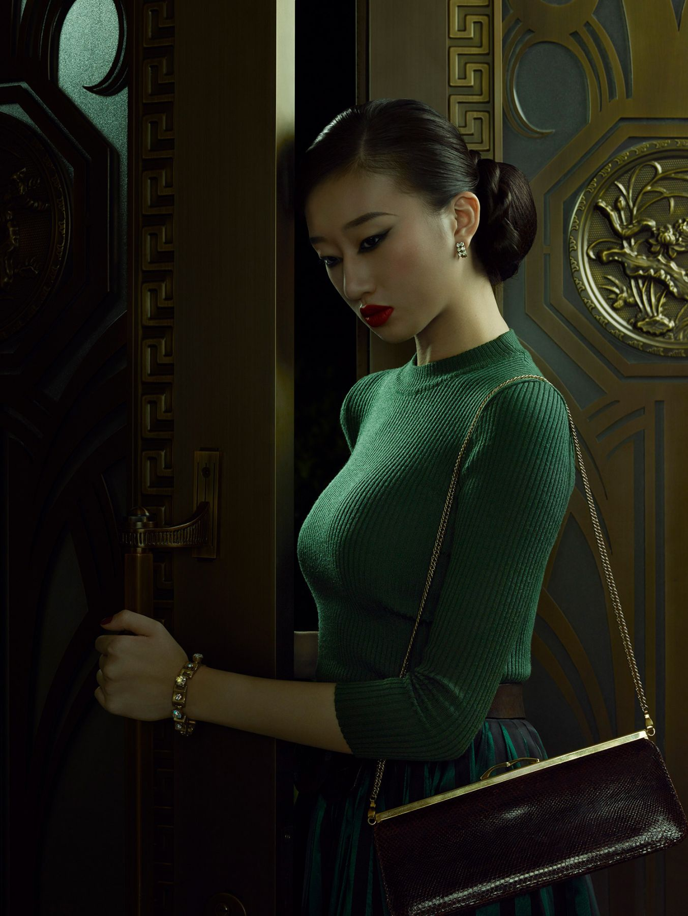 Shanghai, Du Mansion, Portrait 01, 2017