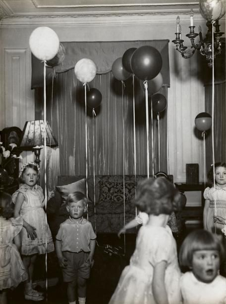 Bill Brandt Kensington Children's Party, c. 1934