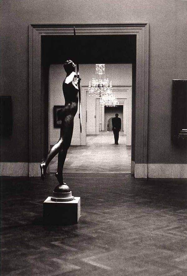 Metropolitan Museum, New York City, 1949
