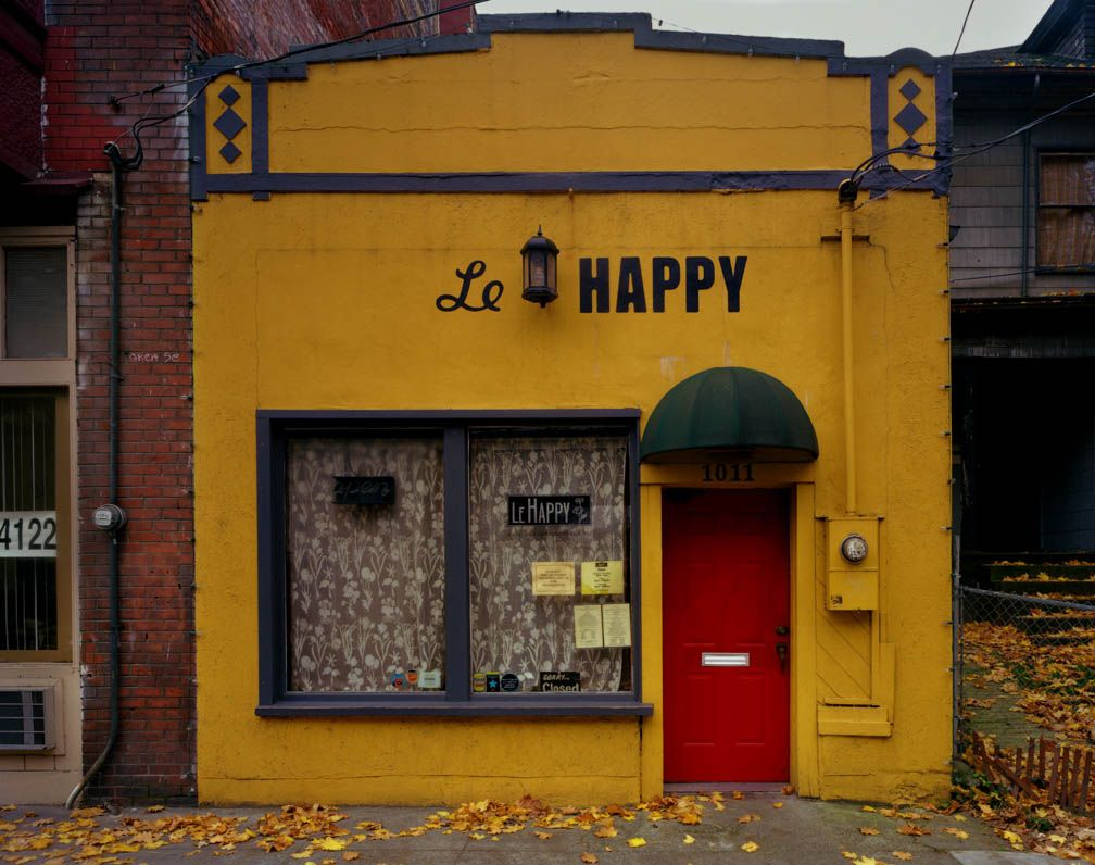 Michael eastman, le happy