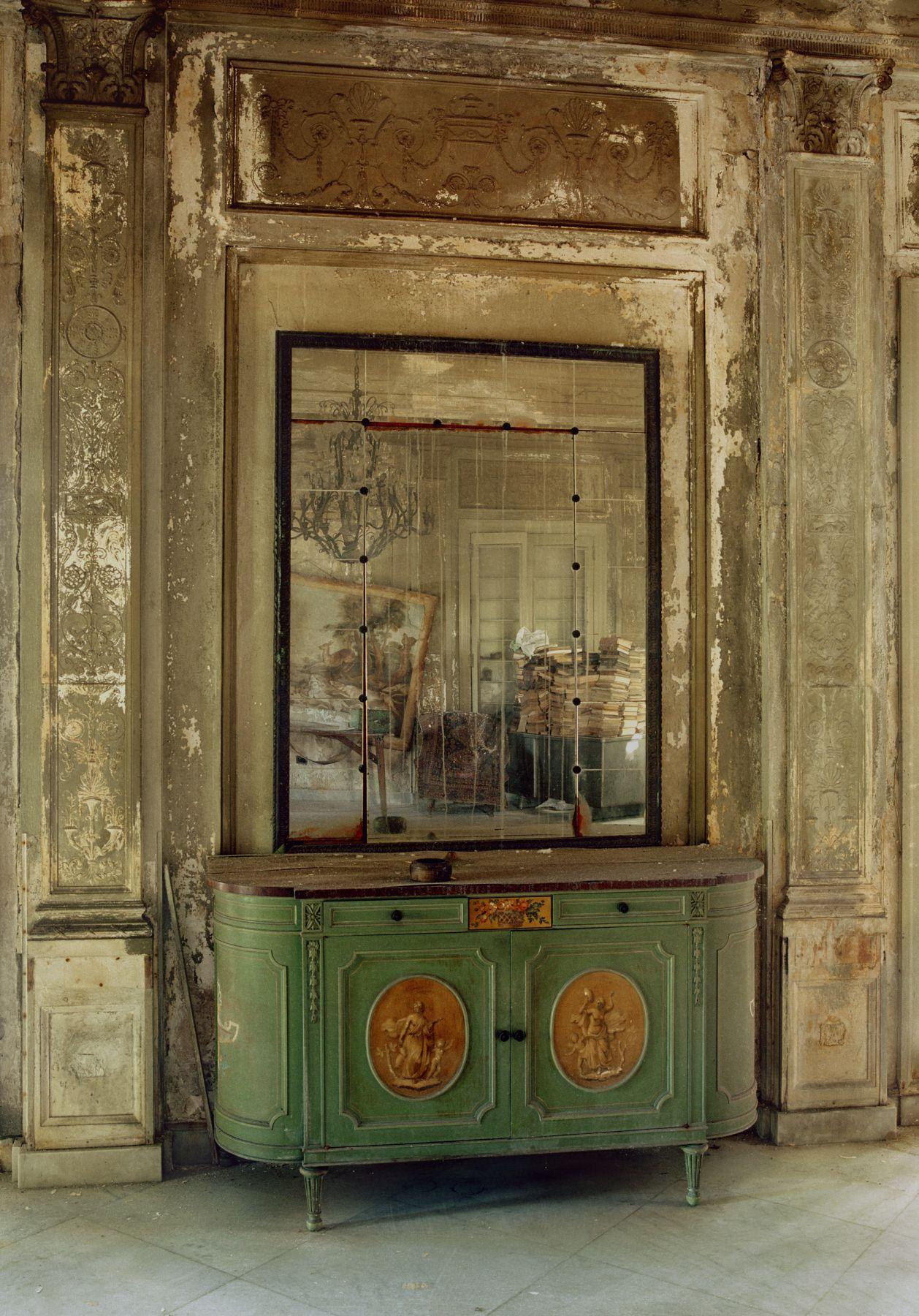 michael eastman isabella's mirror
