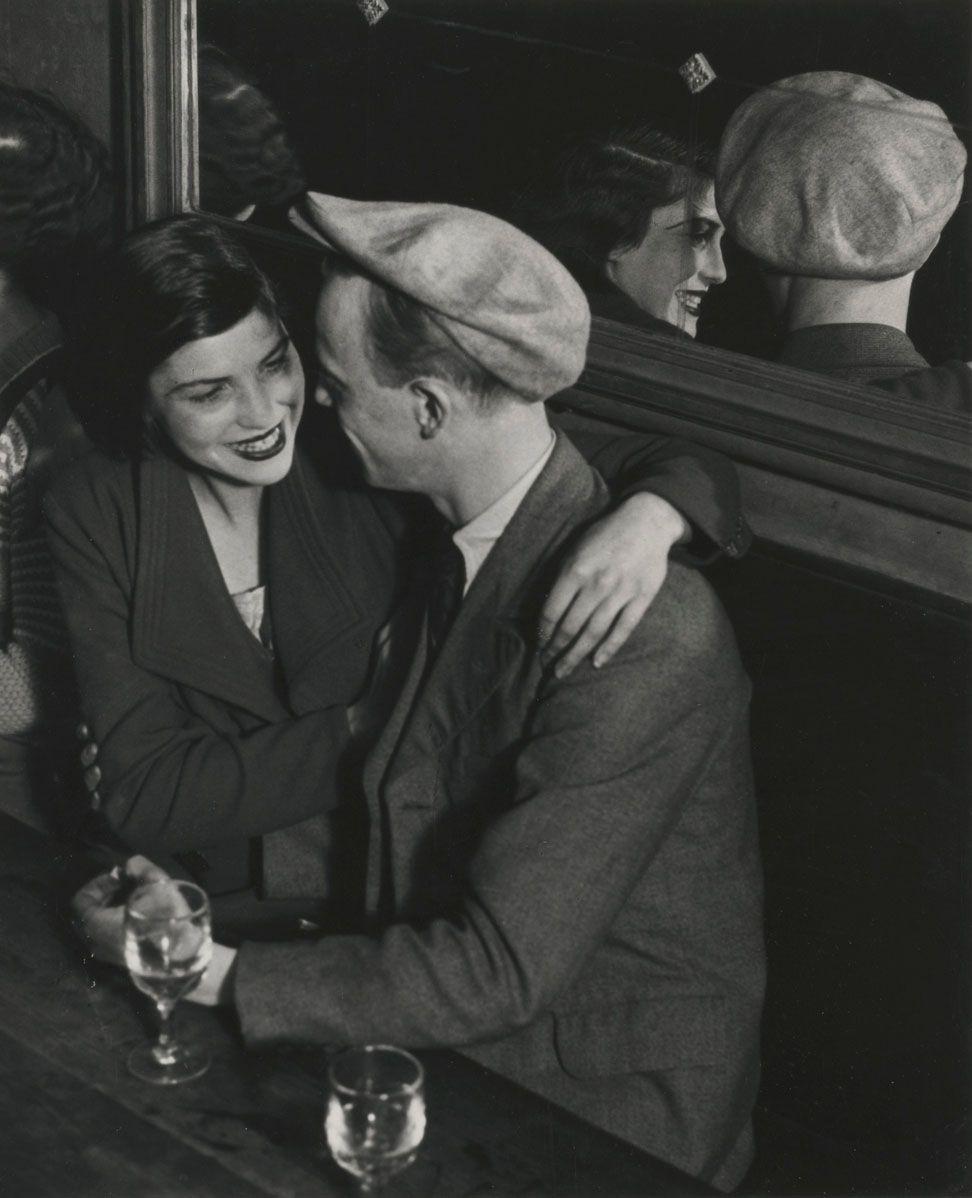 brassai Couple at the Bal Des Quatre Saisons Rue de Lappe