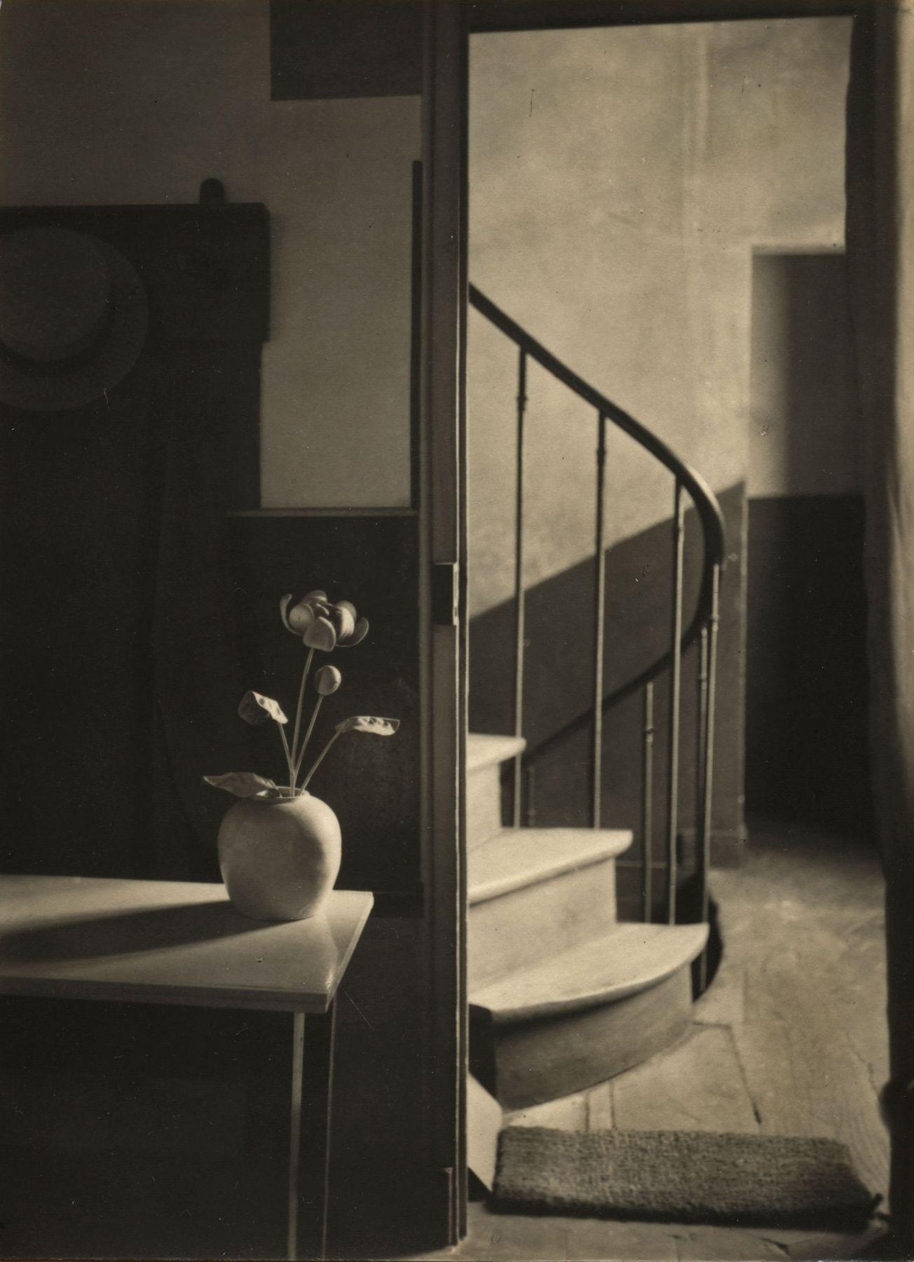 andré Kertész chez mondrian