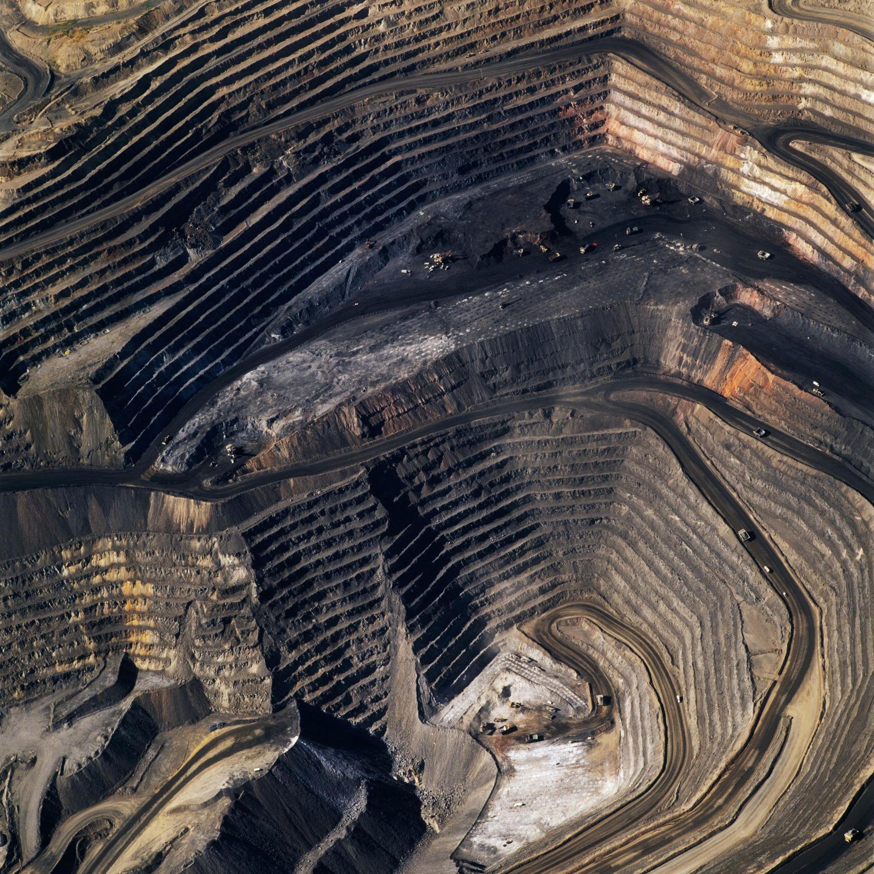 David Maisel, American Mine (Carlin, NV 2), 2007