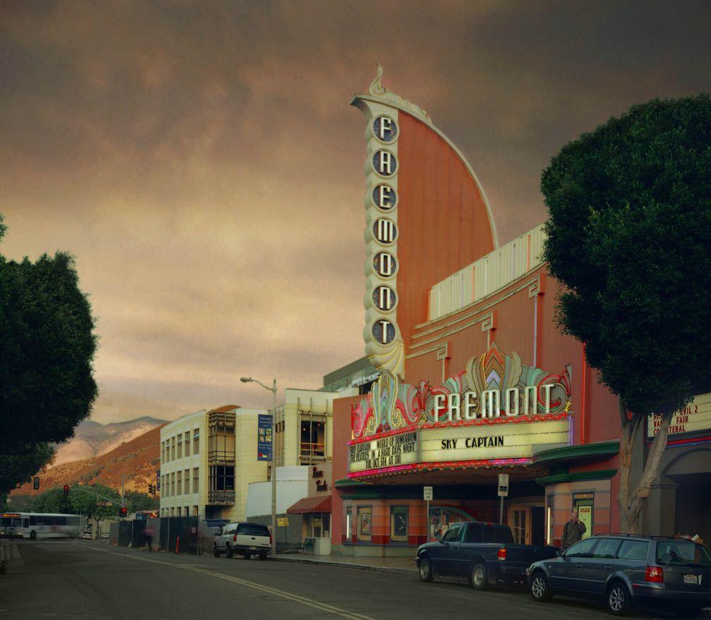 Michael Eastman Fremont Theater, San Luis Obispo, CA