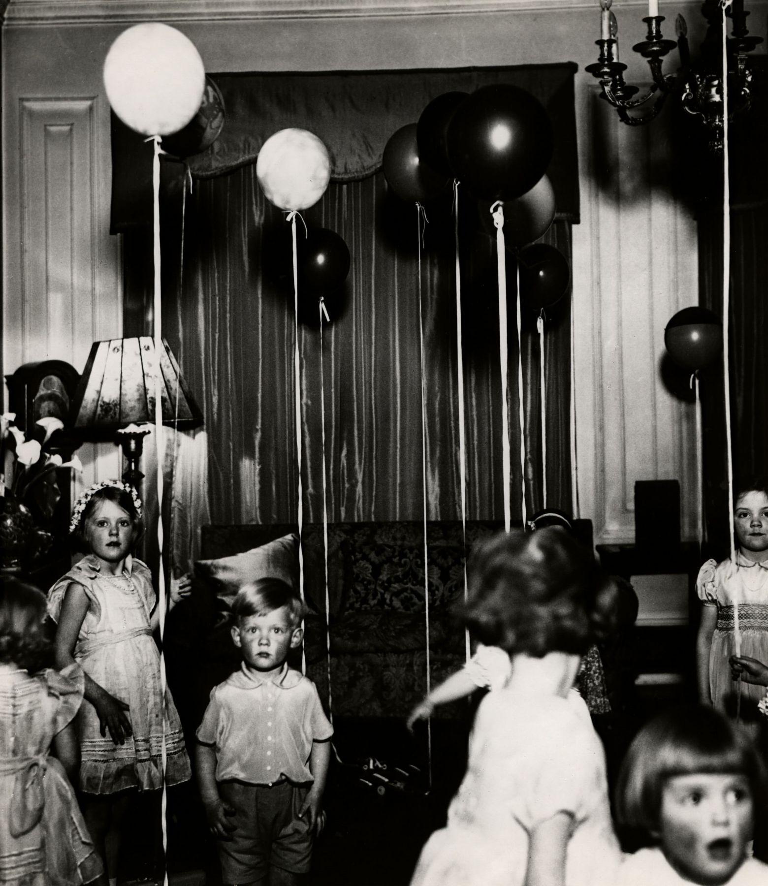 Bill Brandt Kensington Children's Party, c. 1934