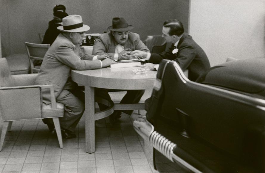 Robert Frank, Cadillac Showroom