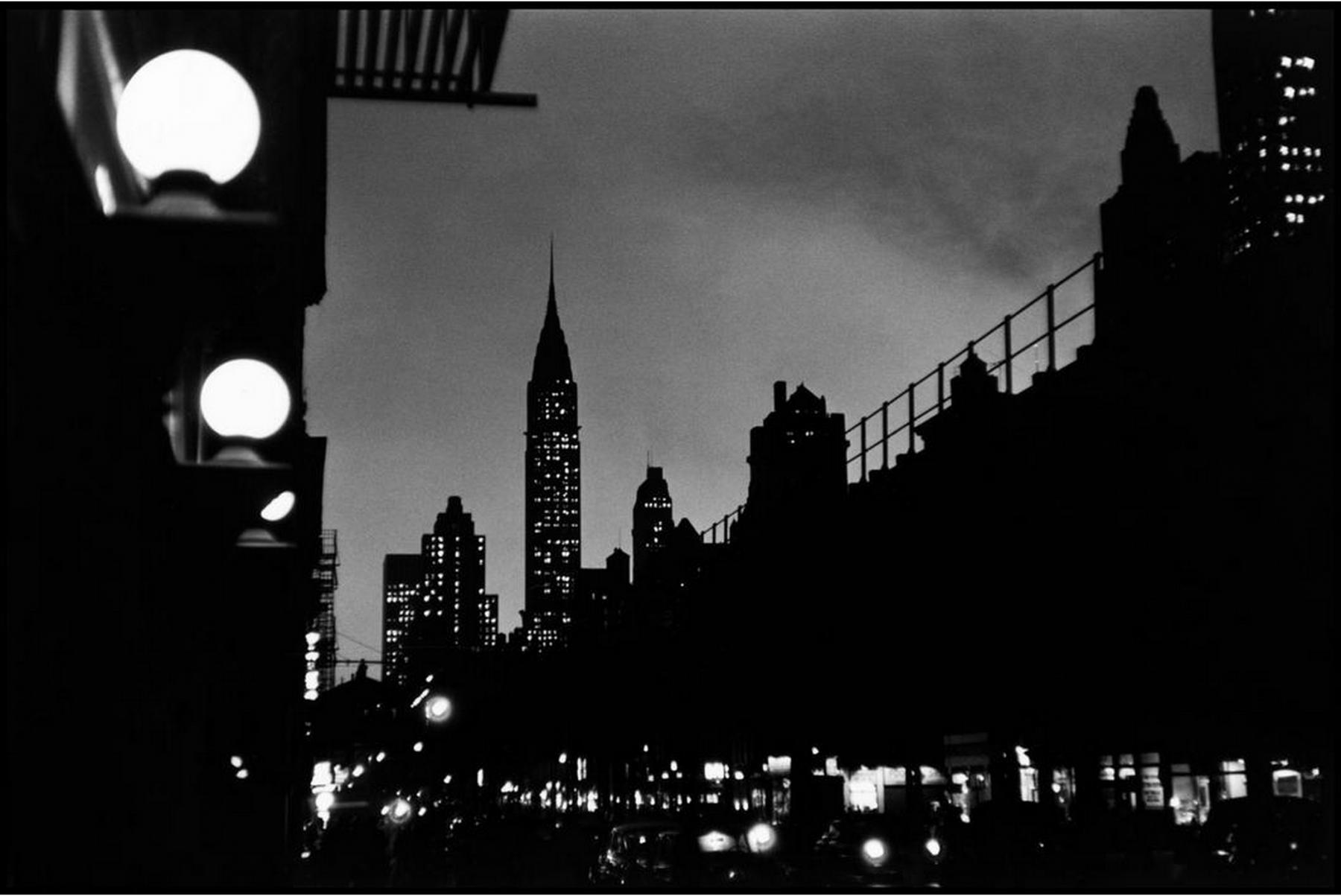 Chrysler Building, 1955