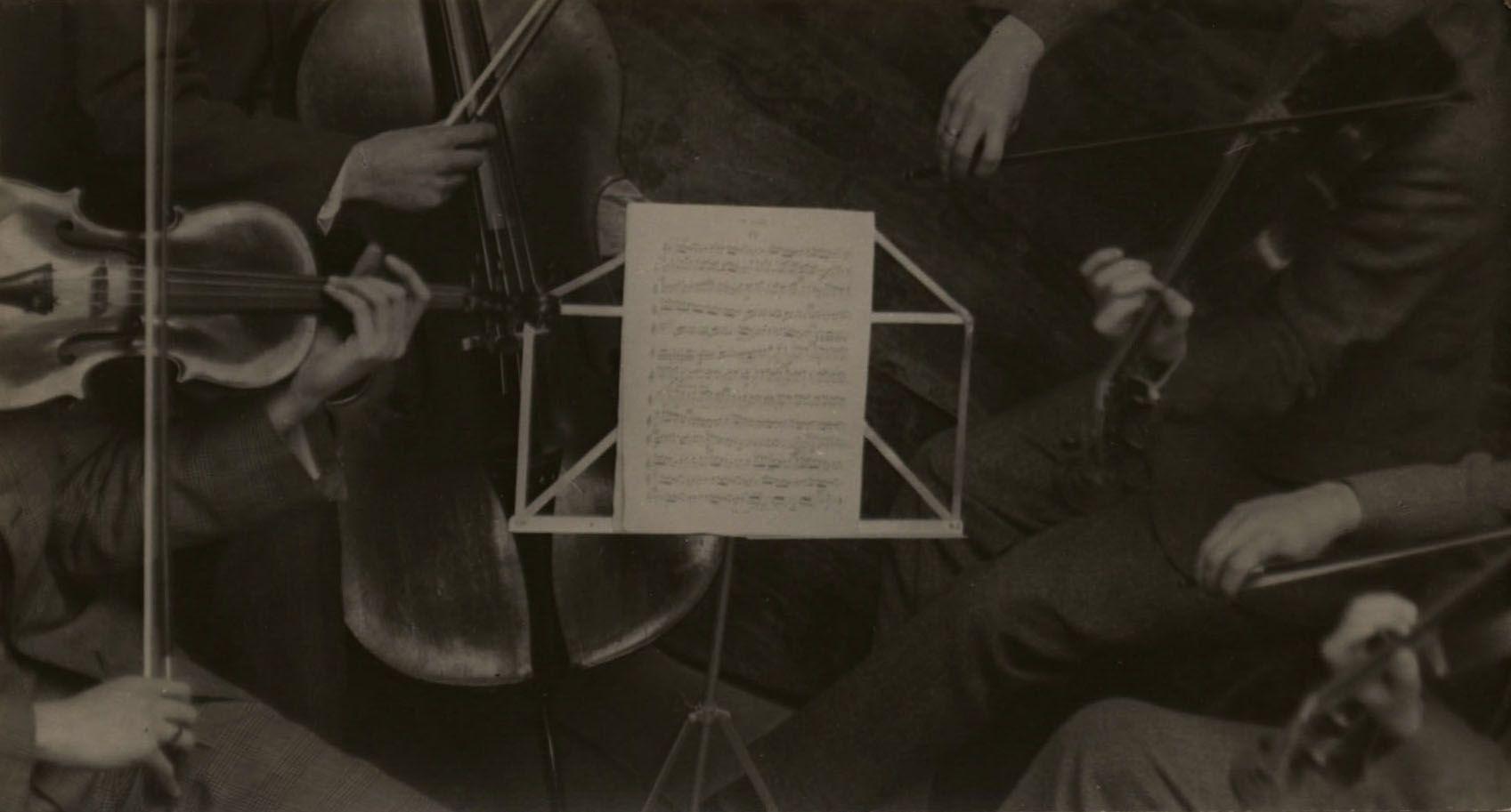 andré Kertész quartet