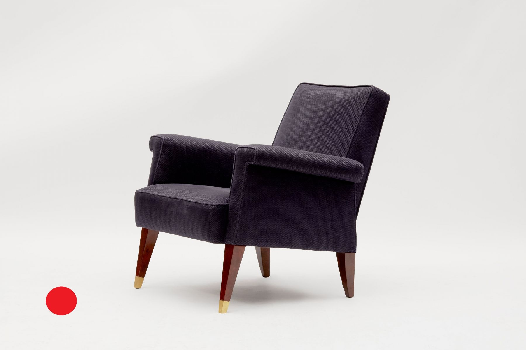Leleu Armchair Sold